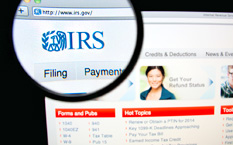 Image: IRS Limits Deposits to Fight Fraud