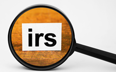 Image: IRS Remains Between a Rock and Hard Place