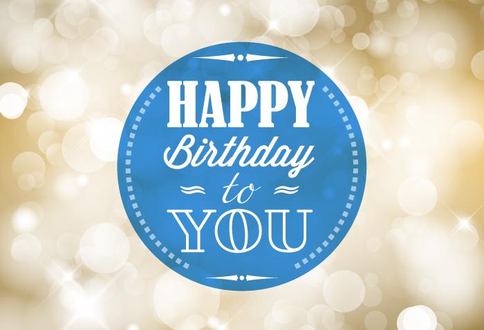 Image: Happy Birthday!