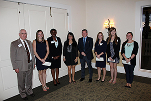 Image: Scholarship Winners
