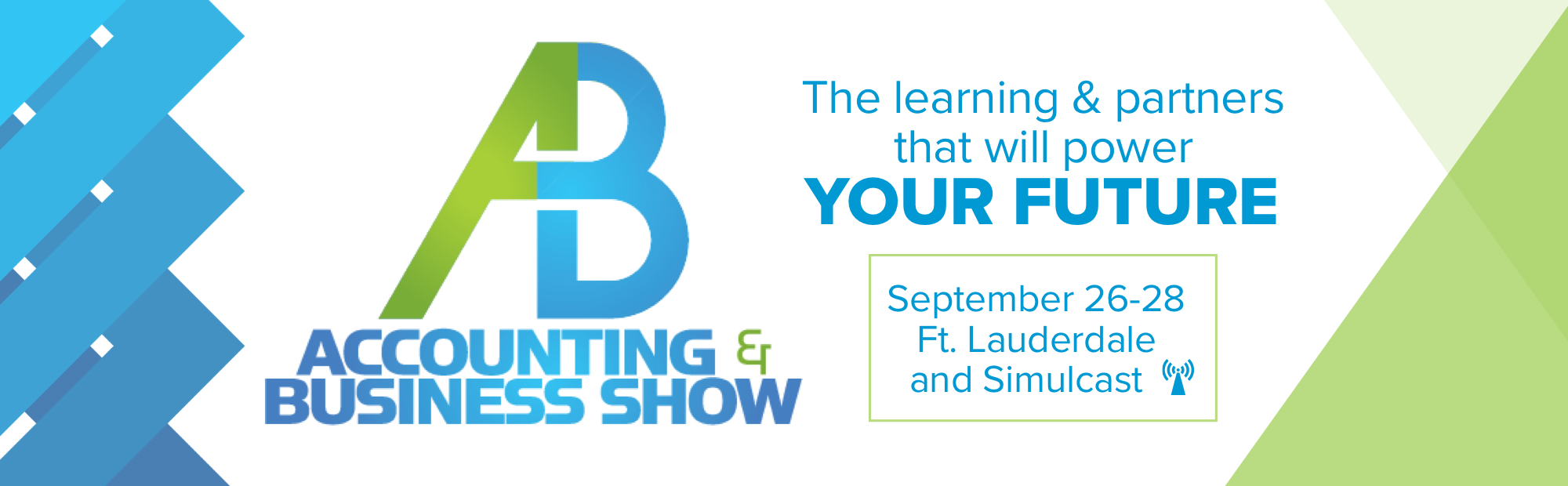 2018 Accounting & Business Show at the Convention Center