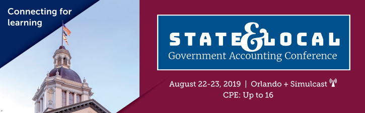 State and Local Government Accounting Conference