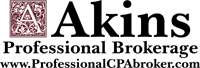 Akins Professional Brokerage, Inc.