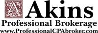 Akins Professional Brokerage, Inc.