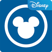 Image: MY  DISNEY EXPERIENCE APP ICON