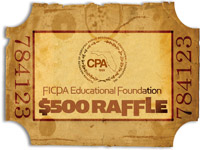 FICPA Educational Foundation Raffle