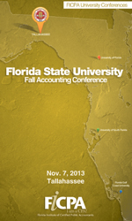 Image: FSU Fall Accounting Conference
