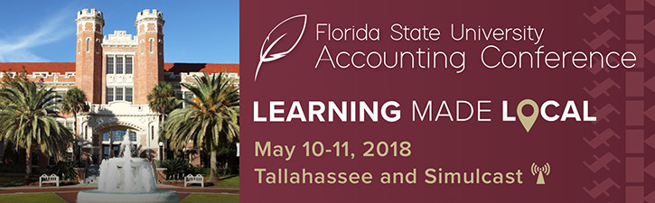 Image: Florida State University Spring Accounting Conference