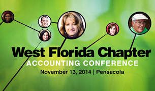 West Florida Chapter Accounting Conference