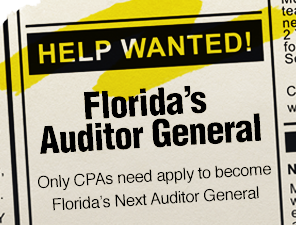 Florida needs a new Auditor General