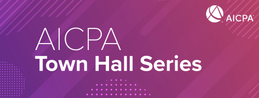 AICPA Town Hall Series