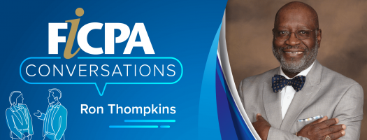 FICPA Conversations - Ron Thompkins