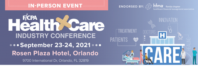 Health Care Industry Conference - In Person Event!