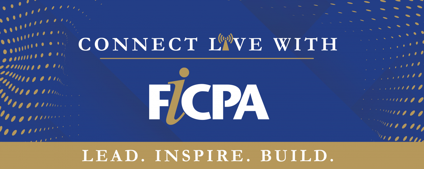 Connect Live with the FICPA